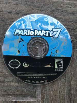 Mario Party 7 Nintendo GameCube Disc Only for Sale in Tampa, FL