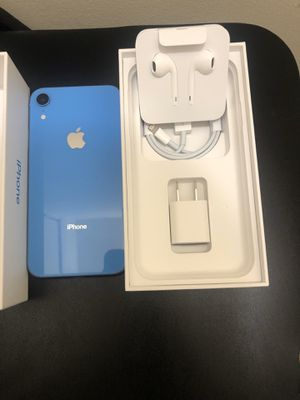 New iPhone XR works for AT&T, Cricket, H2O, Net10 for Sale in Spring Valley, NY