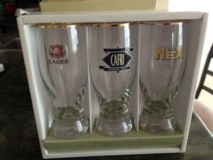 Beer glasses for Sale in Tampa, FL