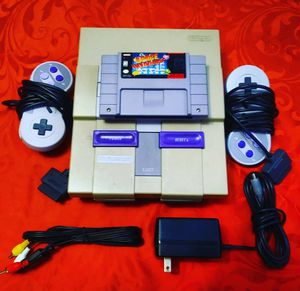 Original Super Nintendo for Sale in Fresno, CA