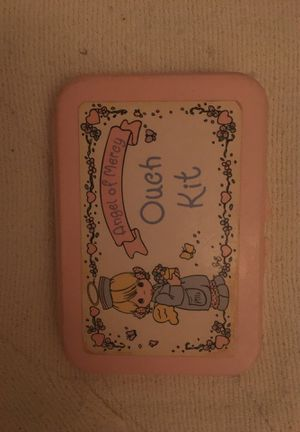 1995 precious moments Band-Aid kit for Sale in Rose Valley, PA