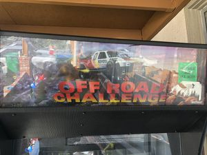 Off Road Challenge Arcade Game for Sale in Santa Ana, CA