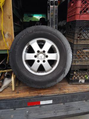 Sprinter rims/tires for Sale in Colton, CA