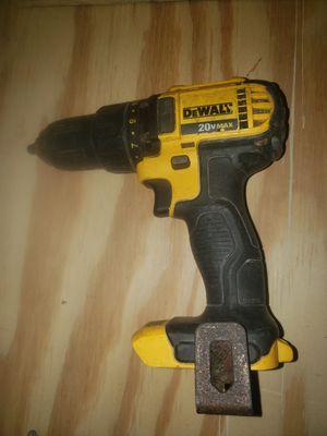 Dewalt 20v drill for Sale in Lancaster, PA