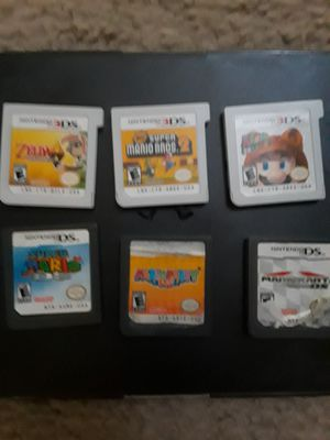 Nintendo DS and 3DS games for Sale in Lakewood, CO