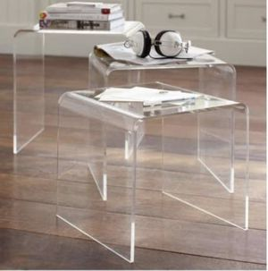 Nesting tables (3) for Sale in New York, NY