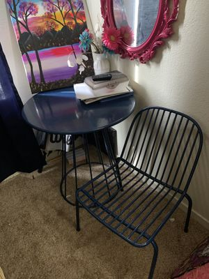 Kids table and chair for Sale in Fresno, CA