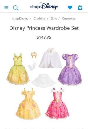New !! Disney princess wordrobe set for Sale in Pomona, CA