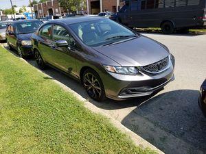 2014 Honda civic titulo salvaje for Sale in Hyattsville, MD