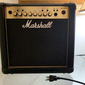 Marshal Guitar Amp for Sale in San Ramon, CA