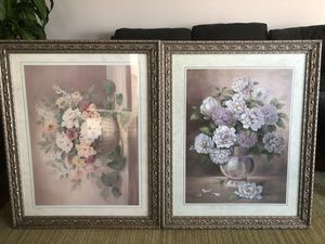 2 silver picture frames for Sale in Lorton, VA