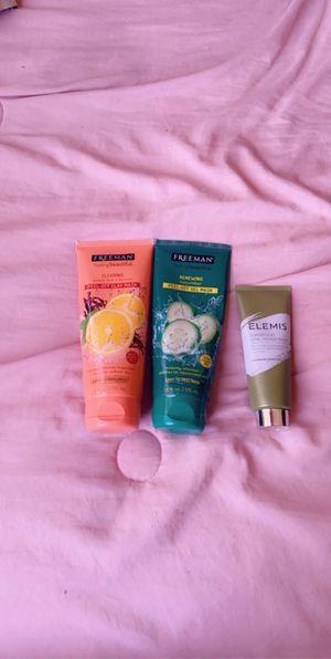 Skin care face mask 3 for Sale in Glendale, AZ