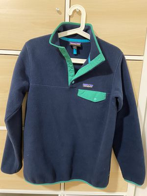 Patagonia synchilla snap-t sweater XS for Sale in Portland, OR