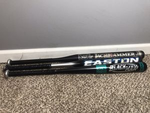 Baseball And Softball Bats Lot of 3. for Sale in Tallmansville, WV