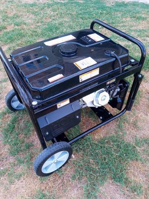 7000 w generator for Sale in San Antonio, TX