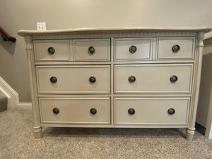 Evolur Julienne crib AND double dresser for Sale in Blacklick, OH