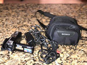 Sony handycam video camera DCR-SX85 for Sale in Miami, FL