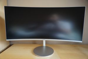 Samsung cf34f791 ultrawide monitor for Sale in Industry, CA