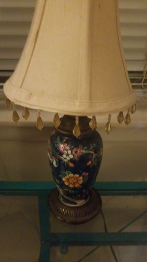Antique lamp for Sale in Herndon, VA