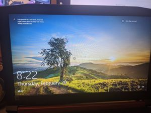 Acer nitro 5 entry level gaming laptop for Sale in Edgewood, WA