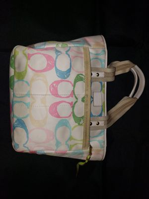 Coach scribble print bags for Sale in Gresham, OR