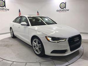 2015 Audi A6 for Sale in Plantation, FL