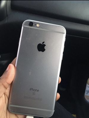 iPhone 6s UNLOCKED for Sale in Houston, TX