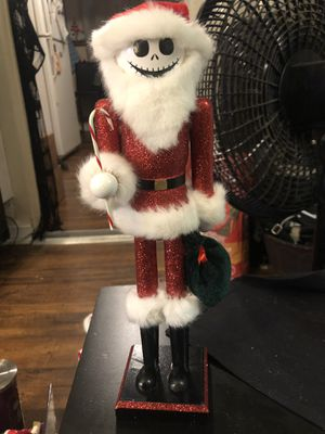 The Nightmare Before Christmas Nutcracker for Sale in San Diego, CA