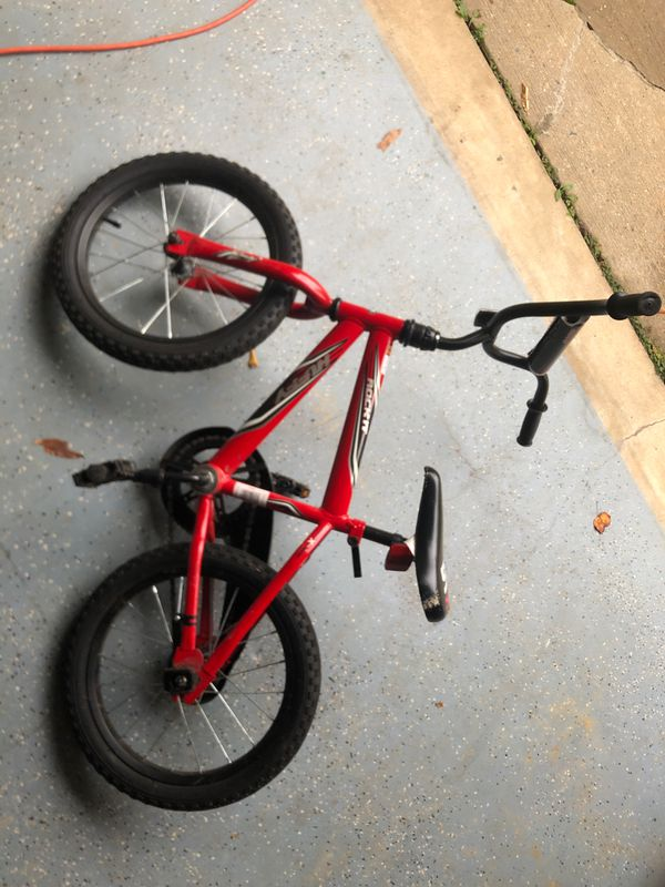 "Boys 16"" bike- Huffy Rocket"