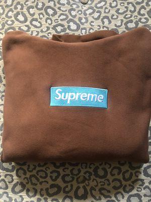 "Supreme Box Logo ""Rust"" Medium very rare. for Sale in Houston, TX"