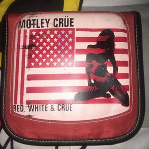 motley crue cd holder for Sale in Lacey Township, NJ