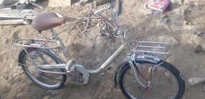 20 in Peugeot folding bike for Sale in Portland, OR