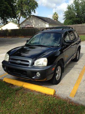 2003 Hyundai Santa FE for Sale in Plant City, FL