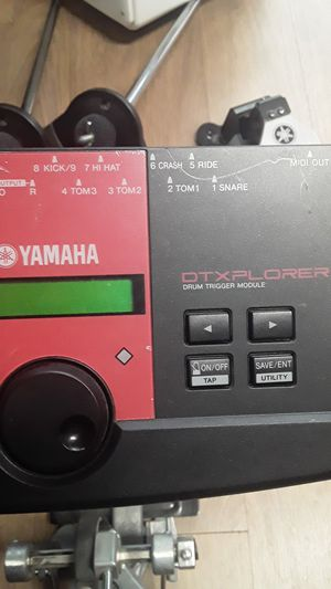 Yamaha electric drum set for Sale in Tempe, AZ