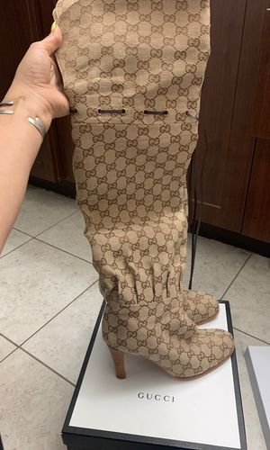 Gucci Thigh High Boots for Sale in Dallas, TX