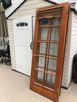 Great French Wood Doors!! for Sale in Queens, NY