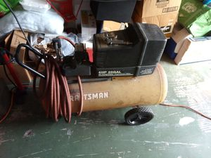 Craftsman air compressor for Sale in Holiday, FL
