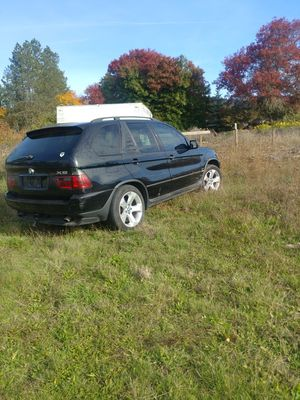2001 bmw x5 for Sale in Forest Grove, OR