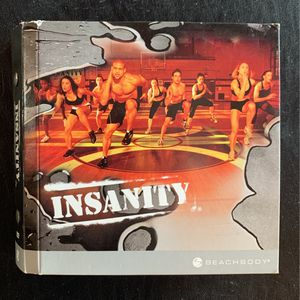 INSANITY by Beach Body DVDs for Sale in Salida, CA