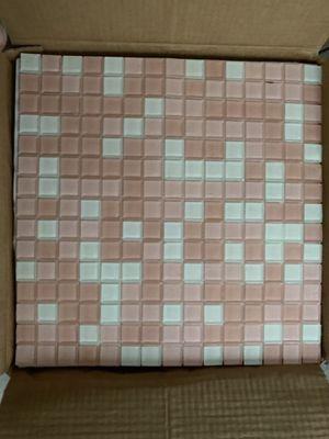 Tela de mosaico para baños o mecerás for Sale in Miami, FL