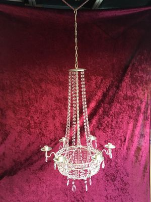 Crystal chandelier for Sale in Los Angeles, CA
