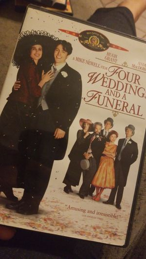 Hugh Grant Four Weddings and a Funeral for Sale in Lynwood, CA