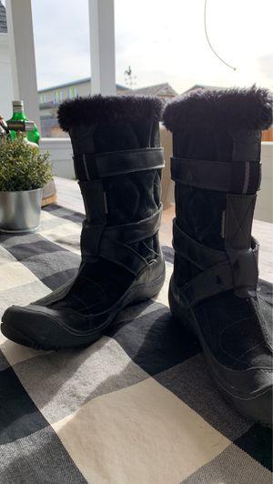 Waterproof Privo boots 8.5M Fits like size 8 for Sale in Wenatchee, WA