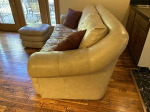 Two Couches with Ottoman for Sale in Mundelein, IL