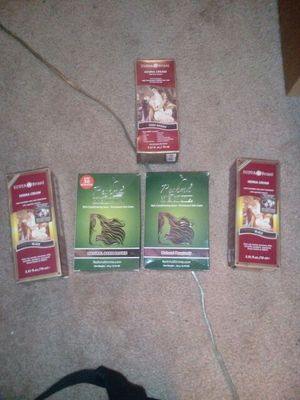 Lot of henna hair color for Sale in Royersford, PA