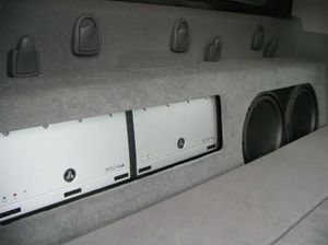 Car audio installs custom box custom door panels and more also custom subwoofer builds and Amp repairs for Sale in Orlando, FL