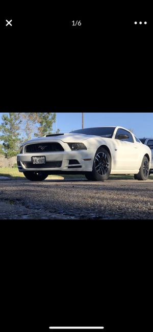 2013 Mustang for Sale in Conroe, TX