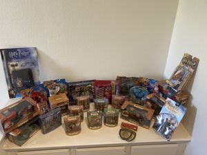 HARRY POTTER , HUGE HUGE collection, TAKE IT ALL. for Sale in Upland, CA