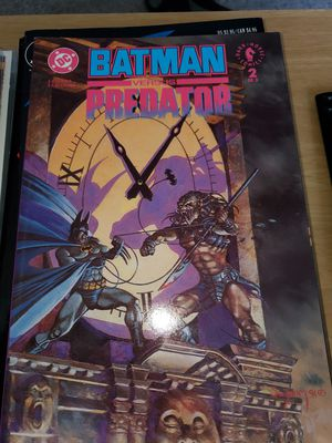 Multiple rare and high value comic books and trade paperbacks for Sale in Bellmawr, NJ