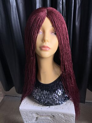 Handmade Braided Wig for Sale in Houston, TX